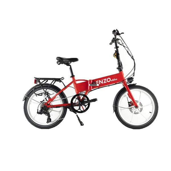 Electric Bike Review >> Enzo Ebike One Of The Best Folding Electric Bike Review E Bike Review And News