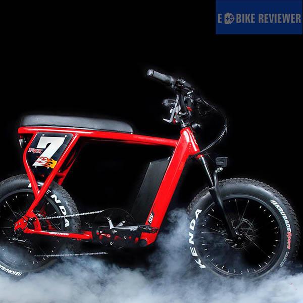 Juiced Scrambler Is The Best Scrambler Electric Bike